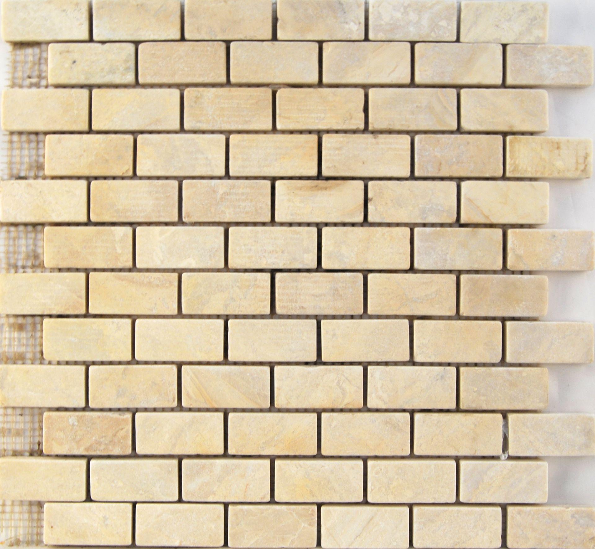 mosaik burdur beige a12997 steinzeit. Black Bedroom Furniture Sets. Home Design Ideas