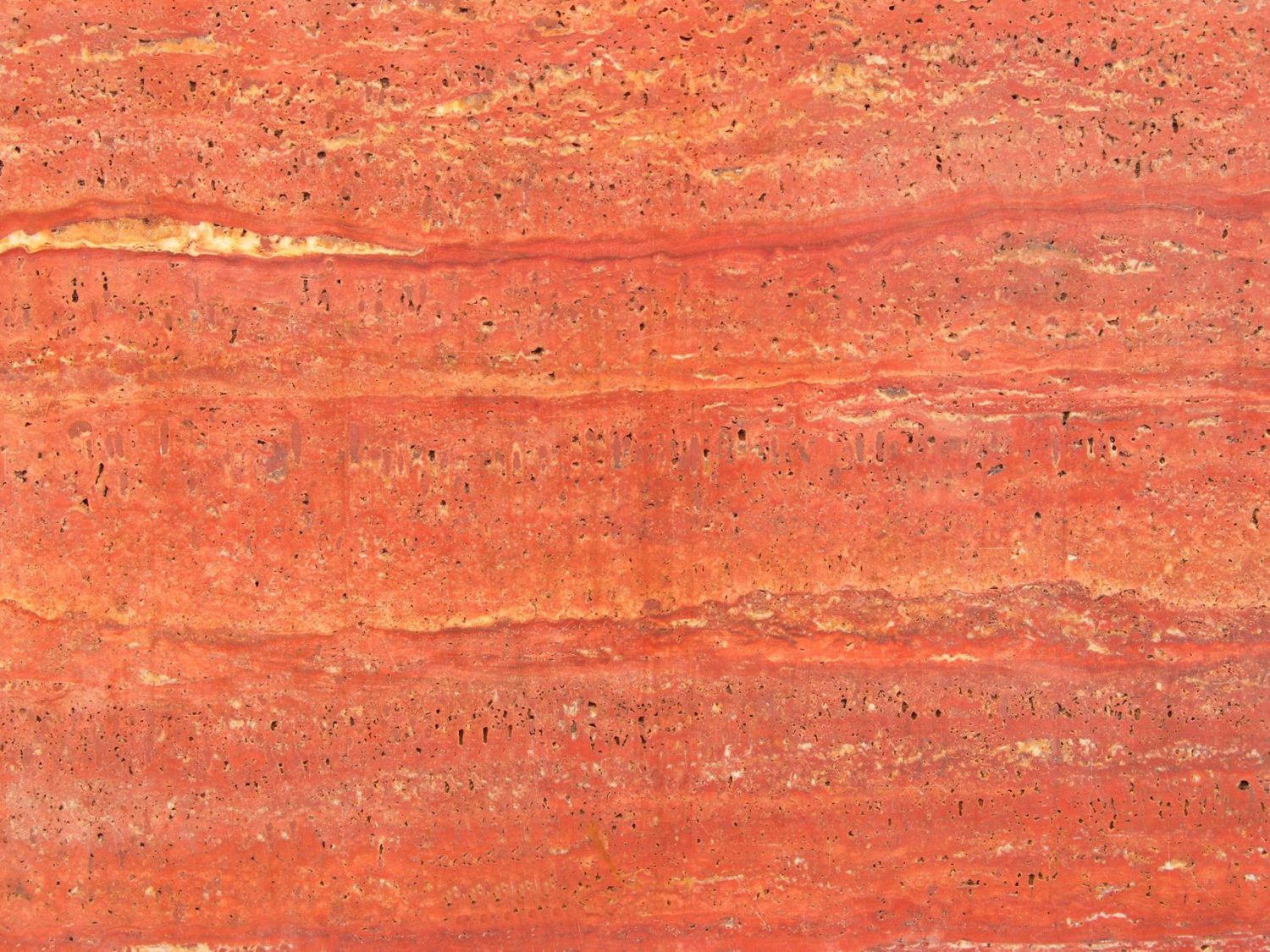 Rosso Persiano, red travertin, red travertine