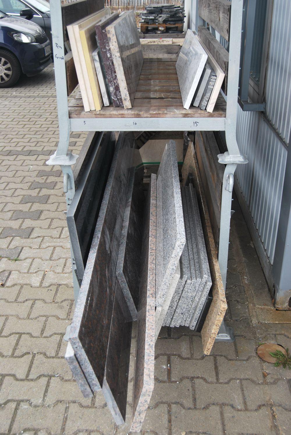 Marmor- und Granitformatplatten 2