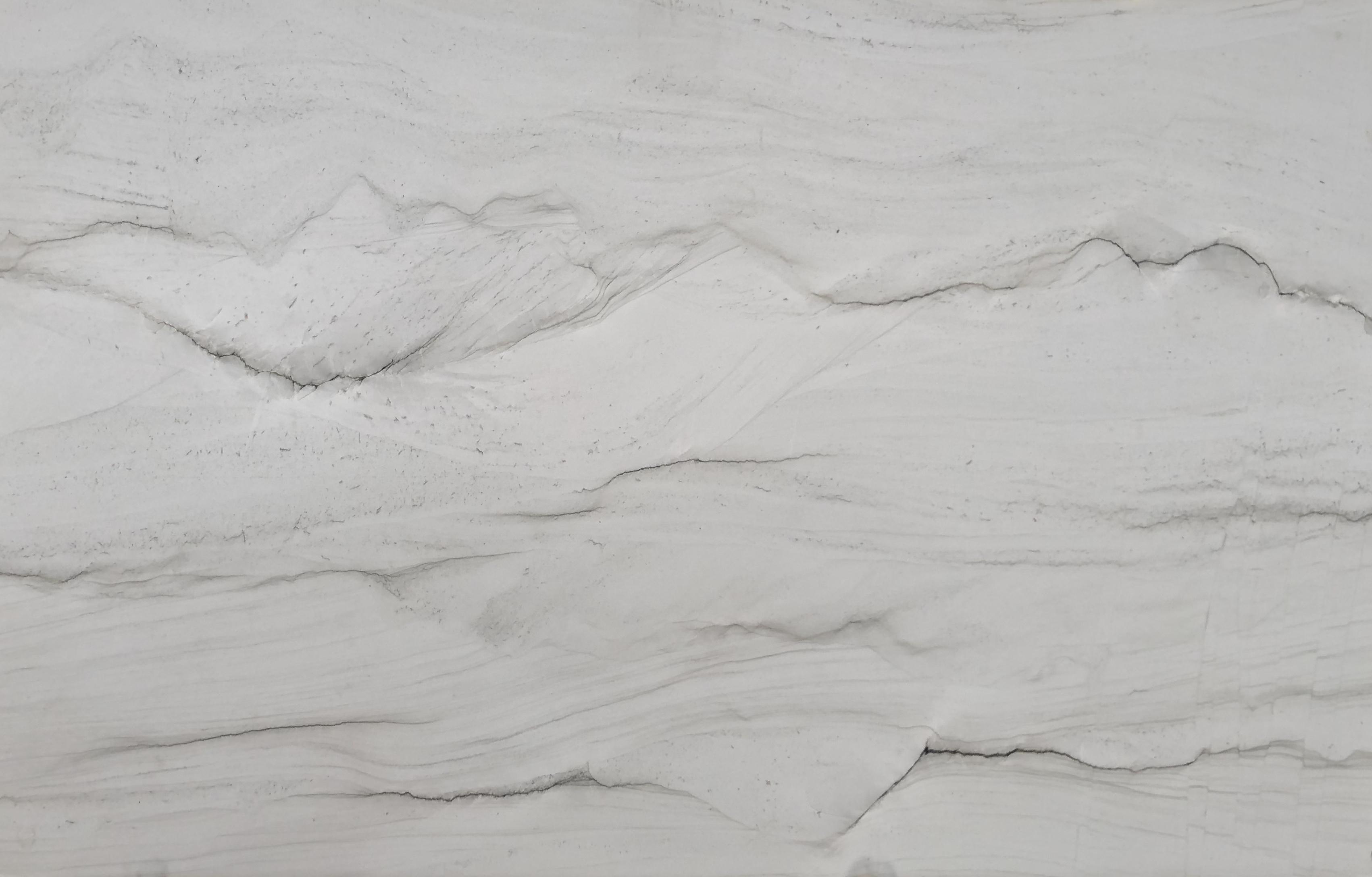 Quarzite Calacatta Brasil, Montblanc, White Macaubas